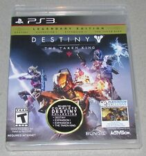 Destiny: The Taken King Legendary Edition for Playstation 3 Factory Sealed!