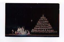 "Charlotte NC 1970 ""The Singing Christmas Tree"", children, vintage postcard"