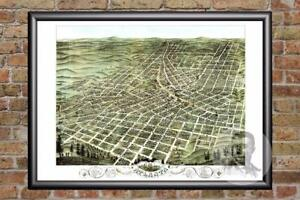Vintage-Atlanta-GA-Map-1871-Historic-Georgia-Art-Old-Victorian-Industrial