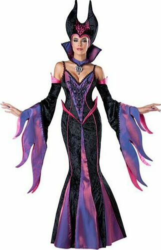 Details about  /Bubucos Cosplay Costume for Maleficent Maleficent