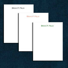 Personalized notepads with Name / Small Notepad / Custom Professional Note Pad