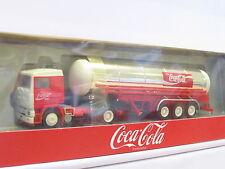 Albedo Volvo Tanksattelzug Coca Cola Enjoy Coke OVP (G2326)