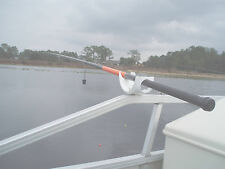 "Katydid Single Bay ""Spider"" Fishing Rod Holders for Boats or Docks"