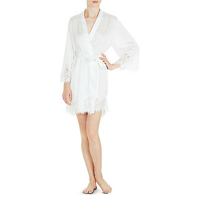 NEW Palindrome 'Grandiose' Robe 371008 White