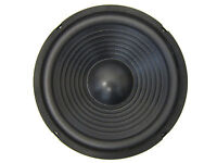 10 Subwoofer Speaker.4 Ohm.ten Inch Bass.woofer.home Car Audio. Replacement