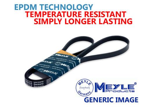 V-ribbed ventilateur d/'alimentation auxiliaire de direction ceinture Meyle EPDM 3PK740