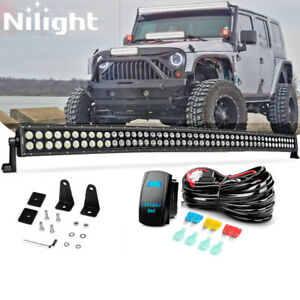 s-l300  Inch Light Bar Wiring Harness on jeep jk, single row led, single led,