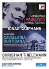 Cavalleria Rusticana (Osterfestspiele Salzburg) (DVD, 2016, 2-Disc Set)