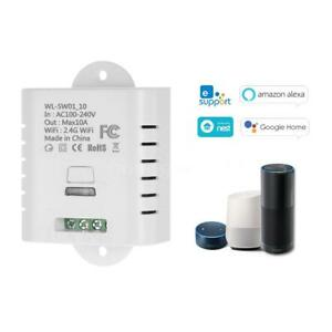 WiFI Smart Switch Home Automation APP Remote Control Alexa&for