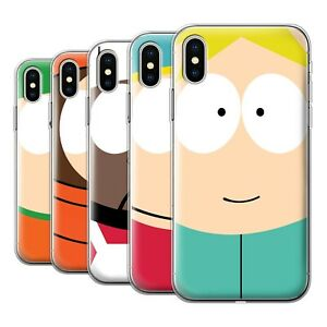 Gel-TPU-Case-for-Apple-iPhone-X-10-Funny-South-Park-Inspired