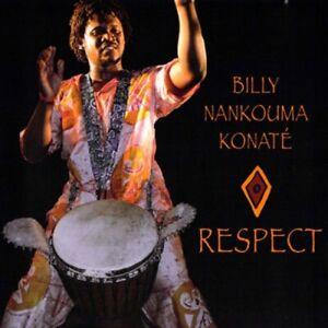 Intelligent Djembe Cd-billy Konaté-respect-simbaya Sangbarala Hamana Famoudou Conakry-afficher Le Titre D'origine