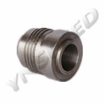 6 AN Male Mild Steel Weld On Fitting Bung Nut