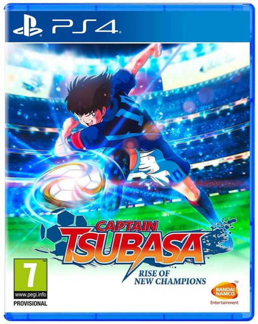 CAPTAIN TSUBASA: RISE OF NEW CHAMPIONS PS4 HOLLY E BENJI ITALIANO PLAY STATION 4