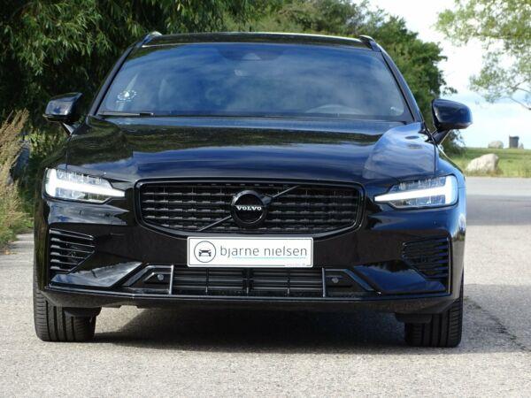 Volvo V60 2,0 T6 ReCharge R-Design aut. AWD - billede 5