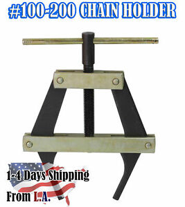 Roller Chain Holder Puller for Chain Size 100, 120, 140, 160, and 180