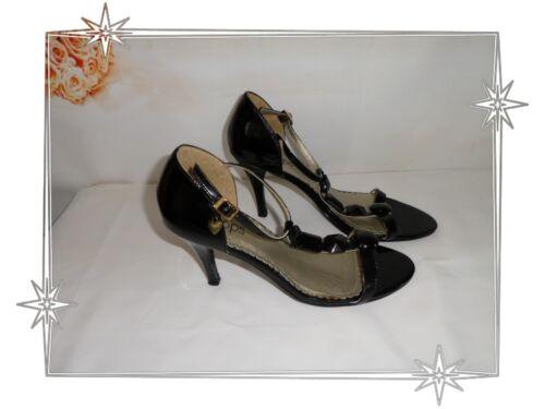 Black Pumps Lilllipops Legs lacca in Beautiful Nude strass di H smalto 41 per qtfWF5R5