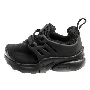 77976e387c57c1 Image is loading Nike-Little-Presto-Toddlers-844767-003-Black-Athletic-