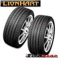 2 Lionhart Lh-five 305/25r20 97w Xl All Season Performance Tires on sale