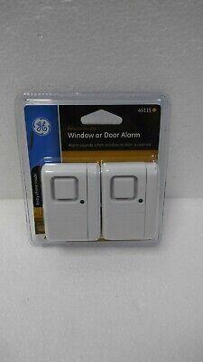 GE Personal Security Window Door Alarm Pack 45115 C4
