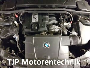 BMW-1er-Motor-Engine-E87-116i-1-6i-N43B16A-AA-Werksneu-0-Km-inkl-Montage