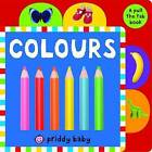 Colours by Priddy Books (Board book, 2016)