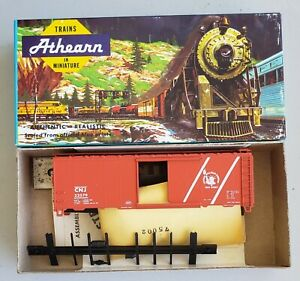 ATHEARN-456-6-CENTRAL-OF-NEW-JERSEY-40-039-BOX-CAR-22579
