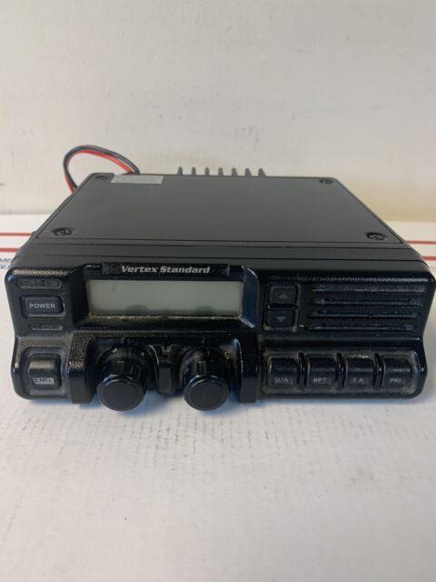 Vertex VX-5500V Standard 511b-vx5500v  148-174VHF 50W 250 CH 2 Way Radio