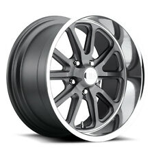 "Staggered US Mags U111 Rambler 17x7,17x8 5x4.75"" +1mm Gunmetal  Wheels Rims"