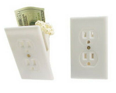 HIDDEN WALL SAFE DIVERSION SECURITY HOME STASH MONEY BOX