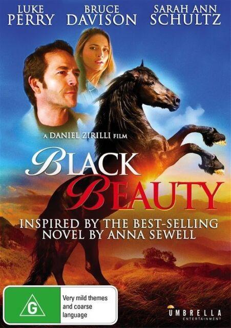 Black Beauty (DVD, 2015) New Sealed Region 4