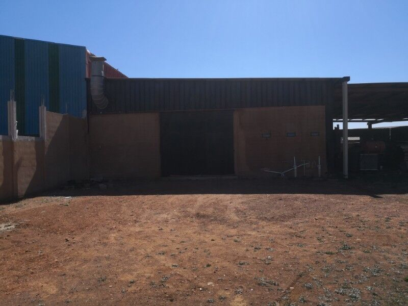 Factory To Let    840  sqm     Meyerton Area