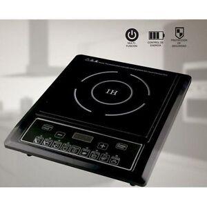 Cocina inducci n placa portatil de cocina ahorro energia 2000w electrica vitro ebay - Cocina electrica portatil ...