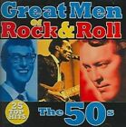 Great Men Of Rock & Roll 50s 0090431454329 CD