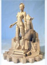 Metropolis Maria 1/8 Scale Diorama Model Kit FRITZ LANG 1927 031WO02