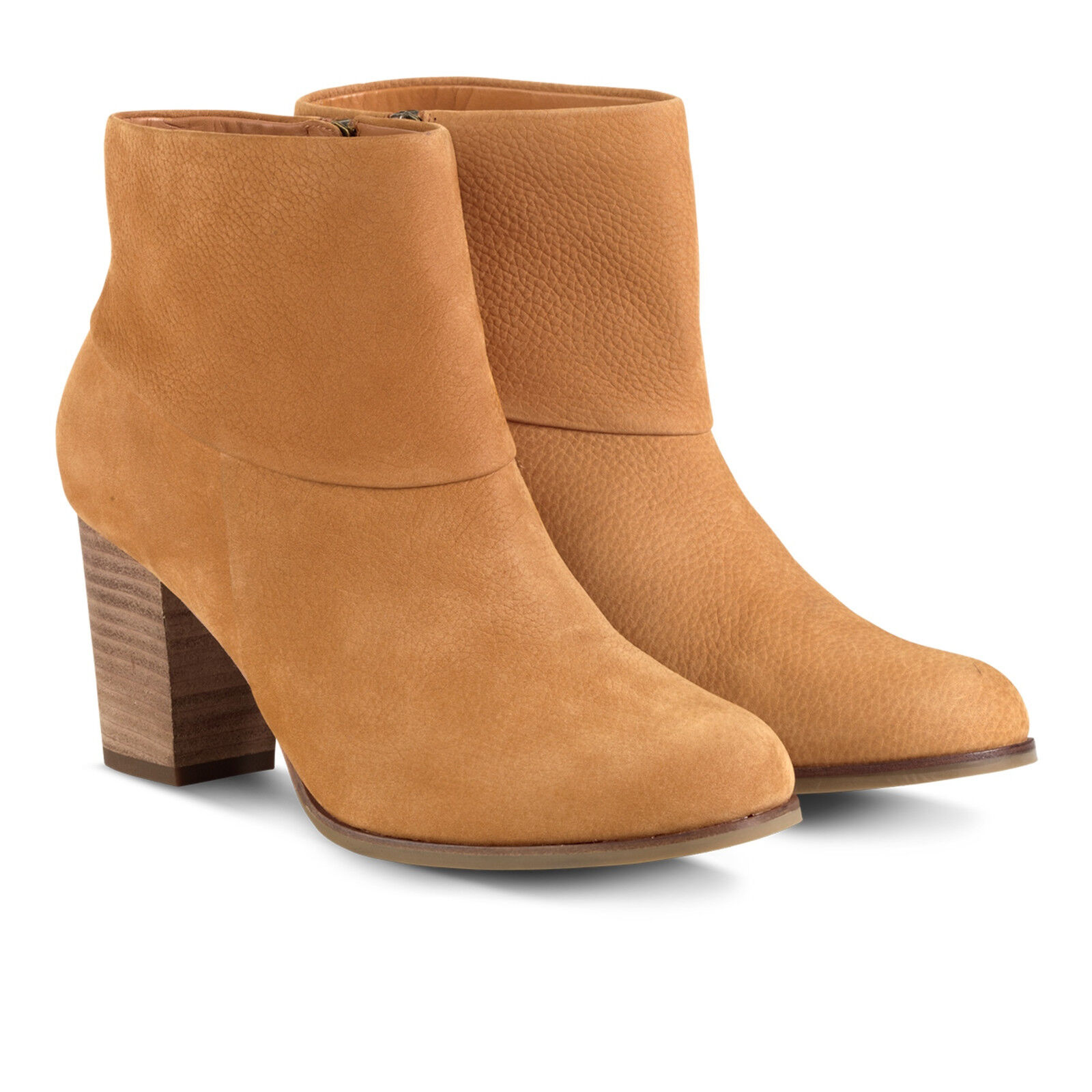 $278 NEW Cole Haan Cassidy Ankle Bootie Boot in Camello Nubuck size 7