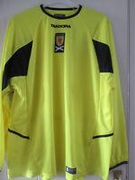 Scotland 2003-2004 Goalkeeper Football Shirt Size Extra Large /35511