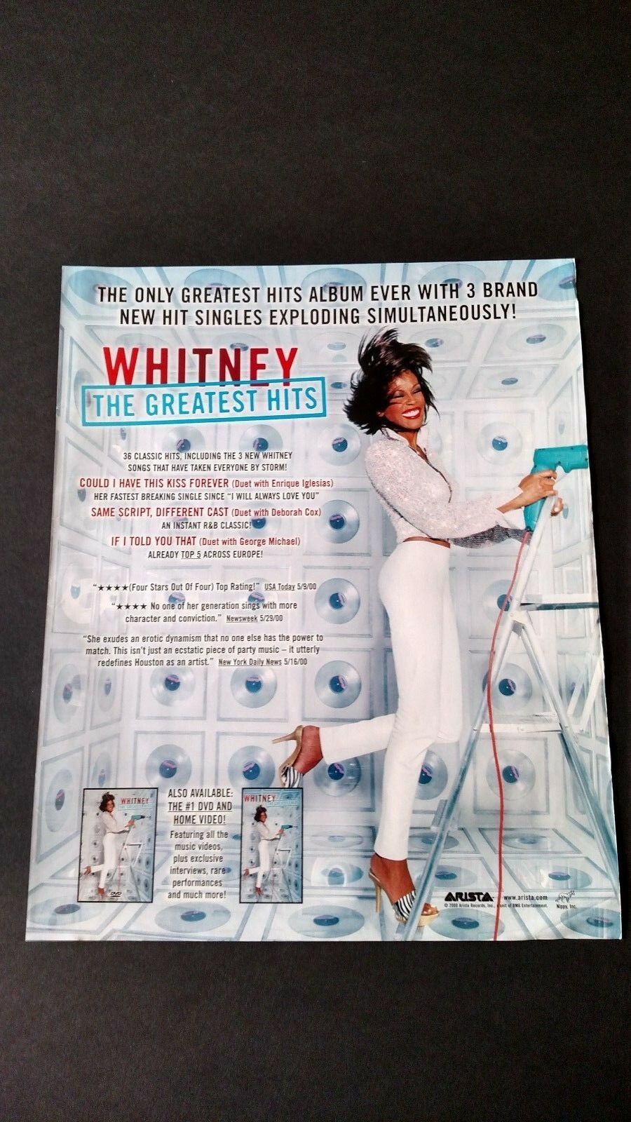 Whitney Houston Advertisements Pic Appreciation Thread