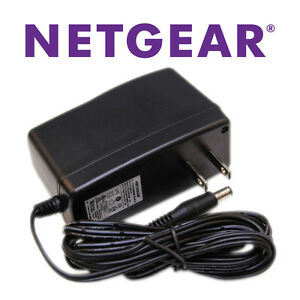 Genuine-Netgear-12V-AC-Adapter-Power-Supply-for-Wireless-Router-Cable-DSL-Modem