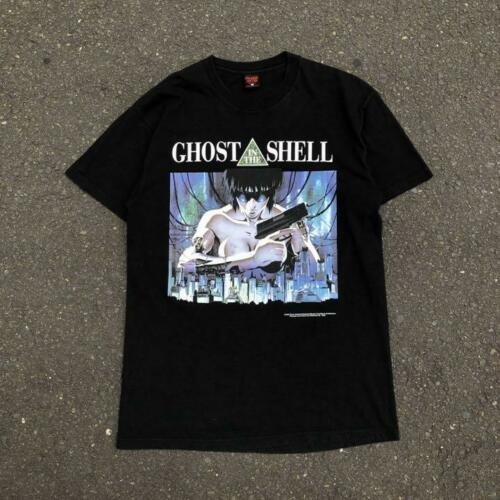 Ghost in the Shell  vintage ghost in the shell t s