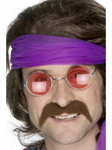 Adhesive Fancy Dress Moustaches /& Beards Of all Kinds Tash Costume Accessories