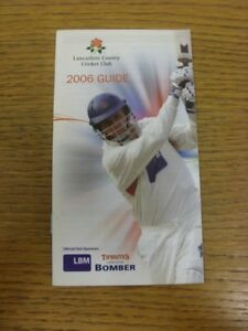 2006-Cricket-Lancashire-County-Cricket-Club-Members-Guide-If-this-item-has-a