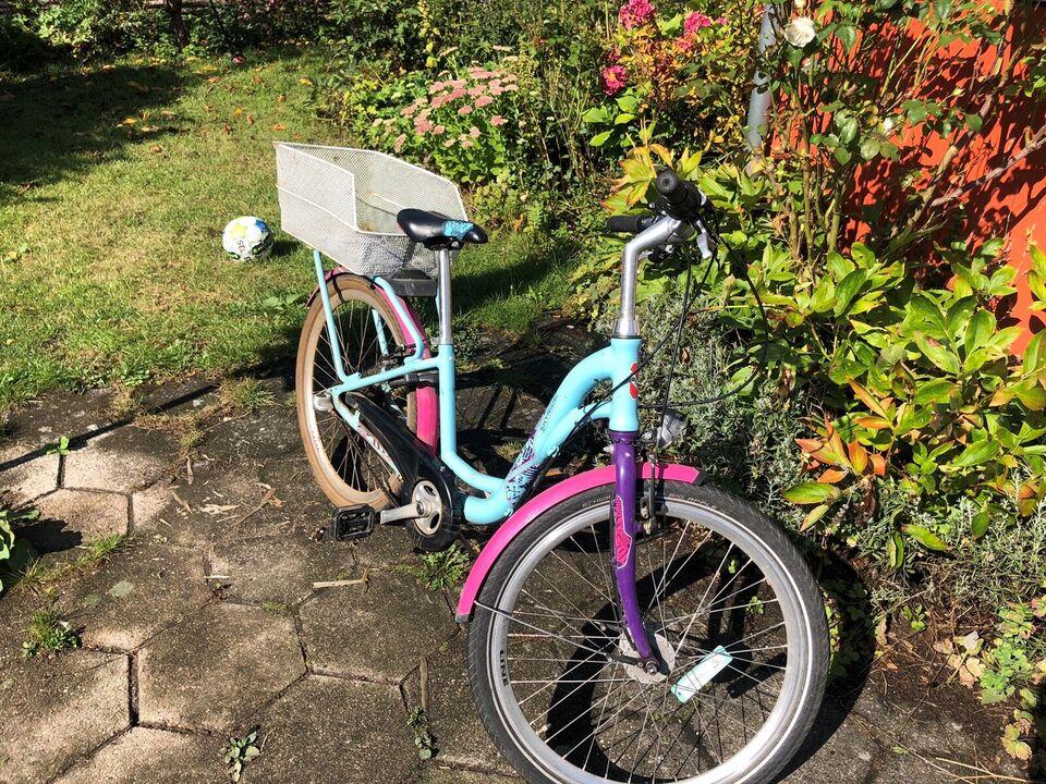 Pigecykel, classic cykel, PUKY