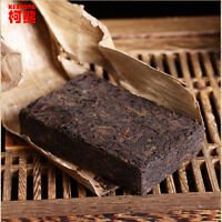 1980 Year Ripe Pu'er 250g Chinese Ancient Tree Pu-erh Tea Puer Tea Brick organic