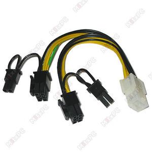 16-PCI-6-pin-to-2-x-8-pin-PCI-E-Power-Cable-Splitter