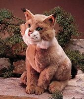 Bobcat Puppet 2199 Free Ship Within Usa Folkmanis Puppets
