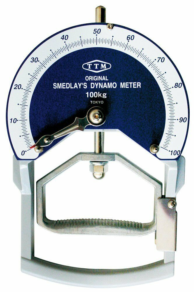 New Dynamometer Smedlay's Dynamometer New Hand Grip Strength Meter 103-S made in Japan Free Ship 6f3b0a
