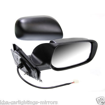 Toyota Yaris Mk2 2005-2011 Wing Mirror Glass O//S Drivers Side Right
