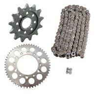 Yamaha Tt 600 R 98-03 Sprockets & Chain Kit