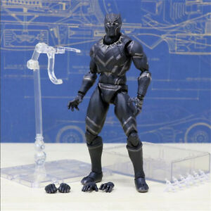 6-034-S-H-Figuarts-Black-Panther-Figure-Captain-America-Civil-War-SHF-Cool-Toys