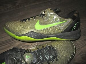 0fb2b8e40aea Image is loading Nike-Kobe-8-VIII-SS-Christmas-639522-001-